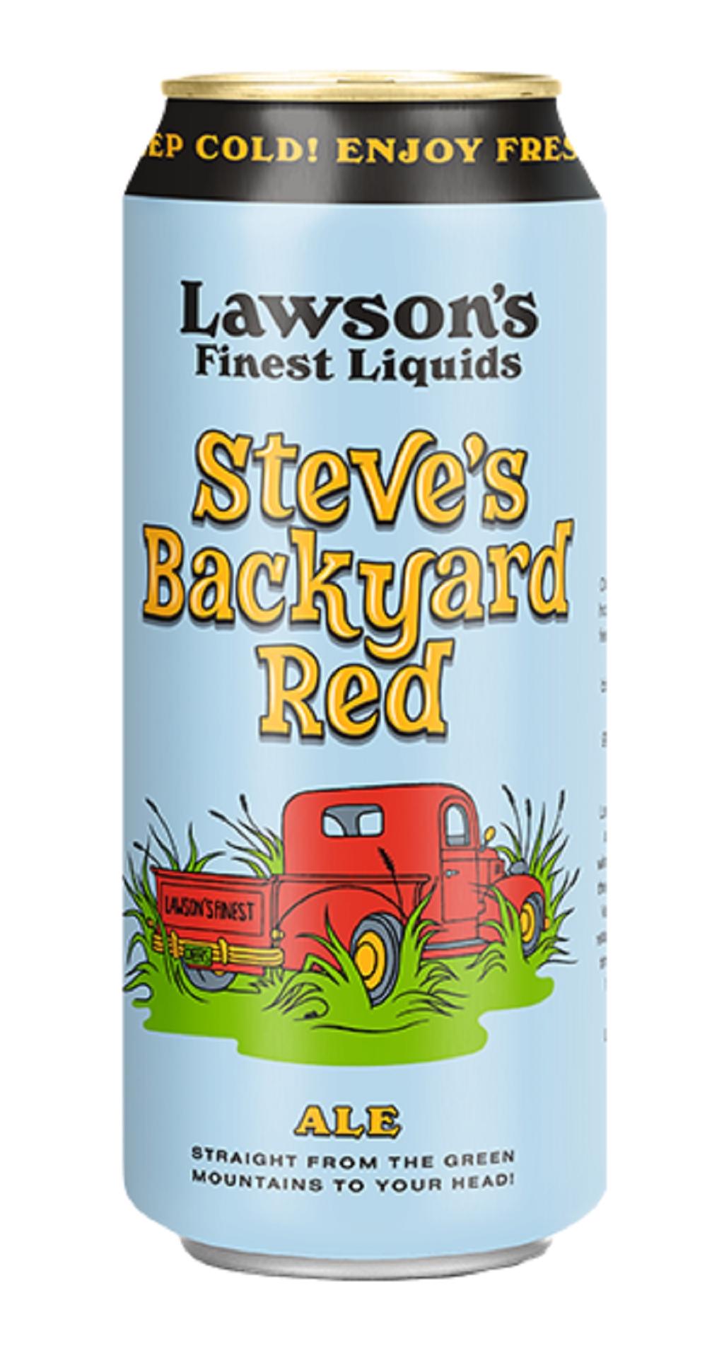 Steves Backyard Red Ale
