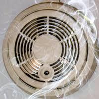 Detector with smoke