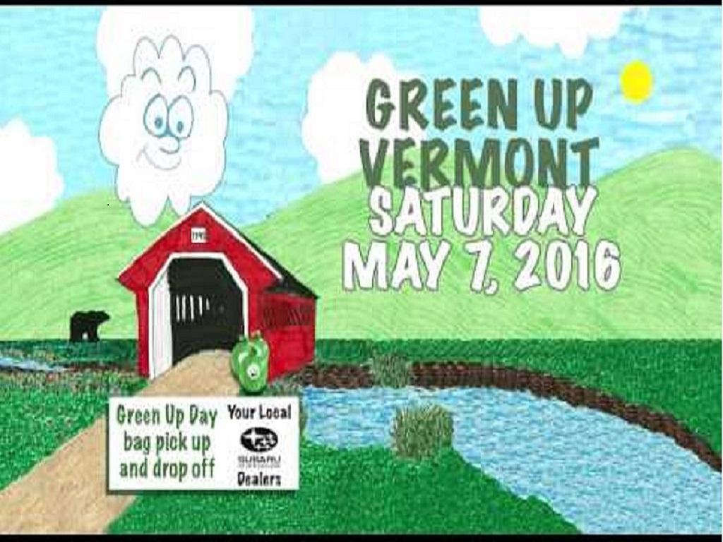 Help Green Up the Green Mountain State